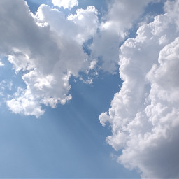freetoedit clouds cloudyday sky blue pcwhite white
