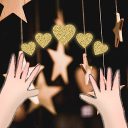 stars wishes freetoedit