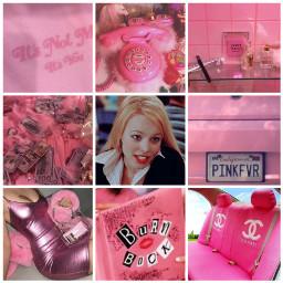 reginageorge meangirls pink