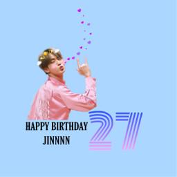 freetoedit jin jinday bts seokjin