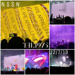 freetoedit the1975 notsosilentnight concert