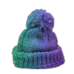winterhat hat winter col sparkle freetoedit