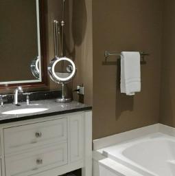 pcwhite white bathroom bathtub decor