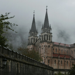 santuariodecovadonga covadonga santuario asturias