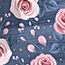 freetoedit remixit roses flowers blue