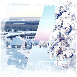 lapland winter finland sallainthemiddleofnowhere freetoedit ccwintermoodboard wintermoodboard