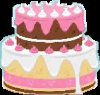 #gachalife #cake #food #wierd