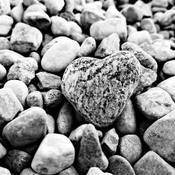freetoedit blackandwhite my photograph stone