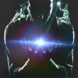 poweroflove soulmates connected shine freetoedit