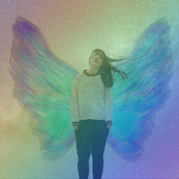 arcoiris🌈❤ freetoedit arcoiris ircwindyportrait windyportrait