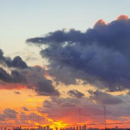 freetoedit mypic clouds sunrise remixit