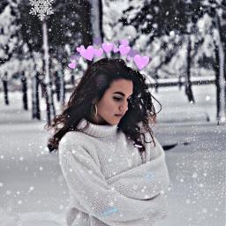 winter love cold💙💙💙 freetoedit cold ircinthesnow inthesnow