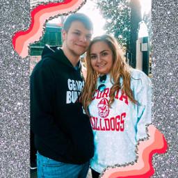 freetoedit couple love birthday glitter