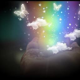 freetoedit colorful colors rainbowcolors luminous