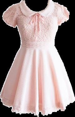 dress cottagecore lovecore lizlisa pinkdress freetoedit