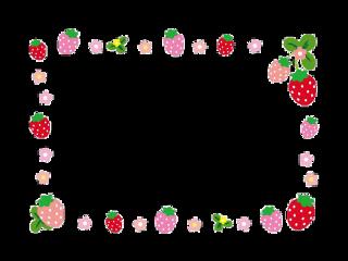 soft softcore strawberry cute frame freetoedit