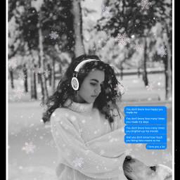 freetoedit snow snowday bestfriends love ircinthesnow inthesnow
