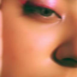 makeup motionblur eyeshadow aesthetic art