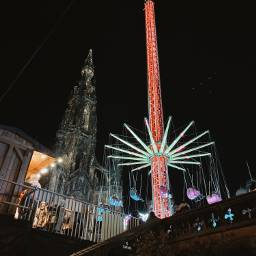 freetoedit christmas market christmasmarket edinburgh scotland