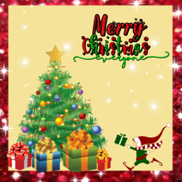 freetoedit christmascard christmas