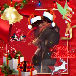 erenmika anime happychristmas shingekinokyojin edit freetoedit