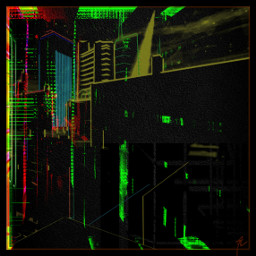 freetoedit paonly city neon