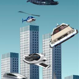 freetoedit flycar fly cars ircmodernarchitecture modernarchitecture