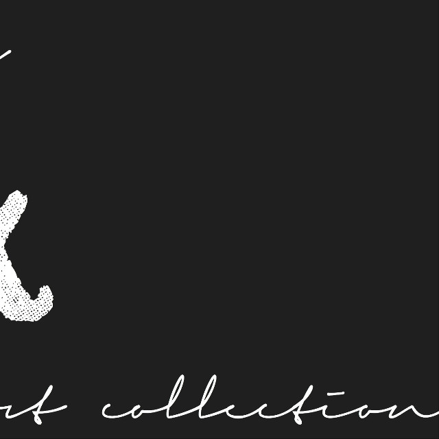 [✎] New collection!