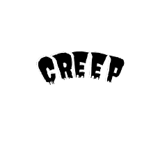 creep horror goth emo alternative scary freetoedit