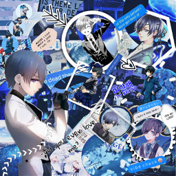 blackbutler ceilphantomhive ceil blue blueaesthetic freetoedit