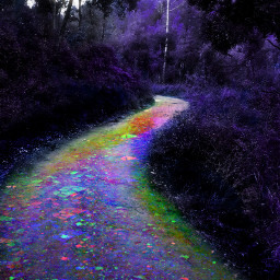 freetoedit psychedelic trippy colorful purpleaesthetic