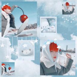 byeongkwan ace blue red white