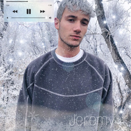 jeremyzucker winter snow sparkles comethru freetoedit