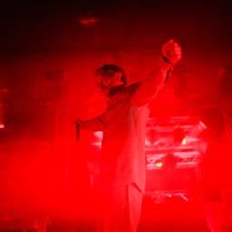 concert red light smoke ivandorn freetoedit