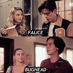 falice bughead riverdale couple