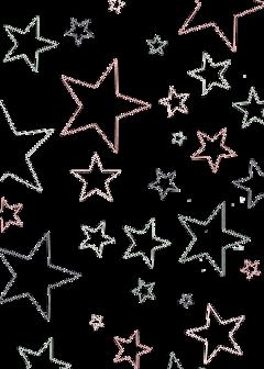 stars freetoedit remixit background outline