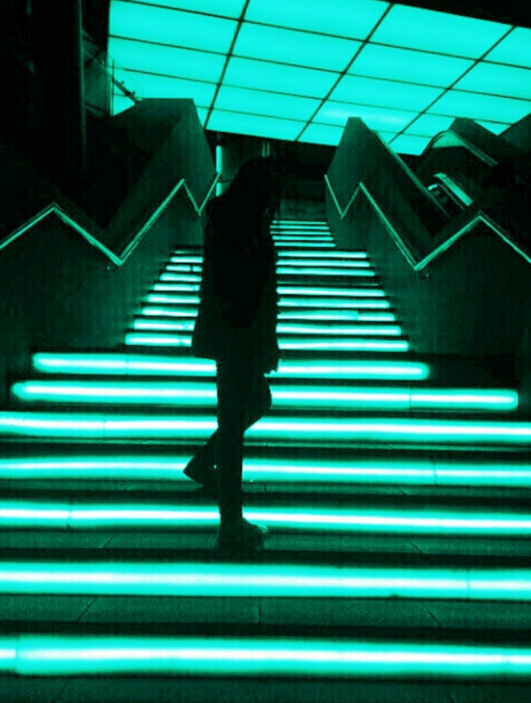 #freetoedit #aesthetic #cyan #photography #mood #aesthetictumblr #photo #followme #cyanaesthetic #tumblr #girl #shadow #lights #neon #tumblrgirl #beautifu