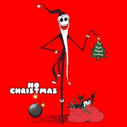 freetoedit red nochristmas christmas fun