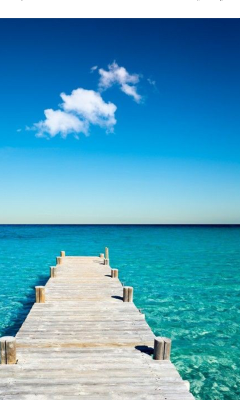 blue beach freetoedit
