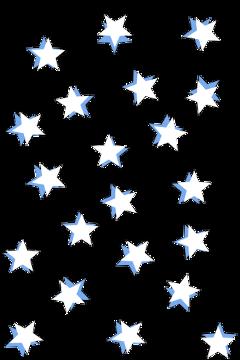 star cute tumblr vsco blue freetoedit