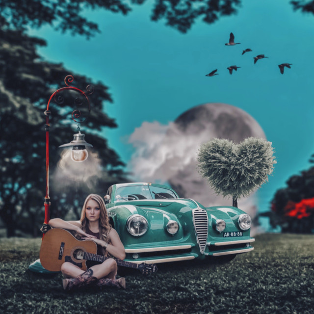 #freetoedit @pajolie1 @avioresta47 #music #classic #car #loveyourself #harmony