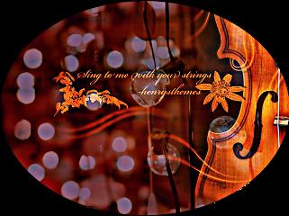 violin brown lights doubleexposure overlayeffect freetoedit scviolin