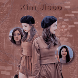kimjisoo jisoo blackpink kpop kimjisoofromblackpink freetoedit