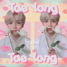 nct ncttaeyong leetaeyong taeyong aesthetic freetoedit