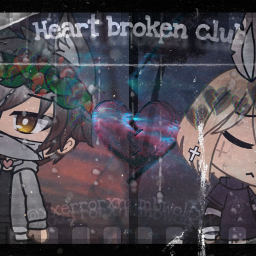 errorwolf heartbroken heartbrokenclub asthetic sad freetoedit