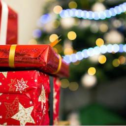 freetoedit winterwonderland present christmas