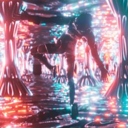 picsart freetoedit remixit blender maya scifi