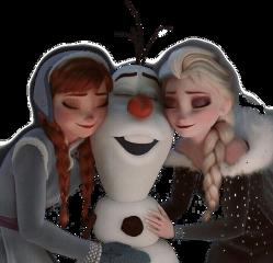 frozen olaf anna elsa movie freetoedit