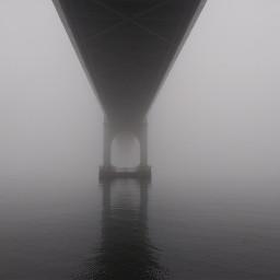 bridge underthebridge weather badweather photo freetoedit