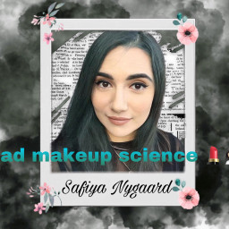 freetoedit safiyanygaard saf badmakeupscience